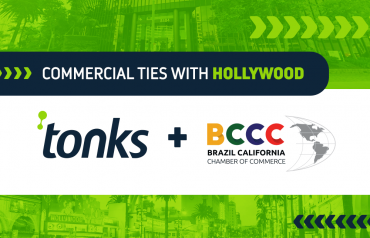 Tonks strengthens commercial ties with Hollywood